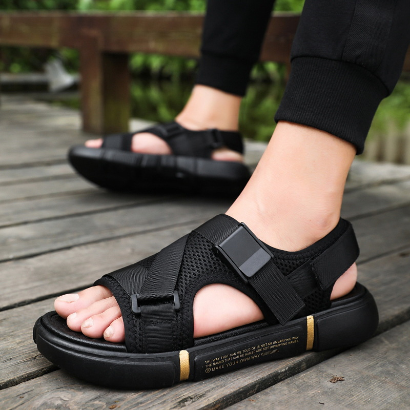 Buy 2 Free Shipping🔥2020 Summer Men's Outdoor Comfortable and Breathable Sandals🔥