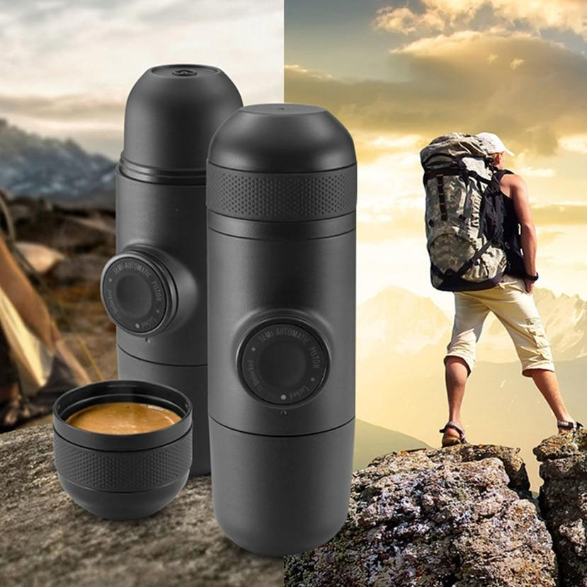 Mini Portable  Handheld Coffee Machine For Home Office Travel