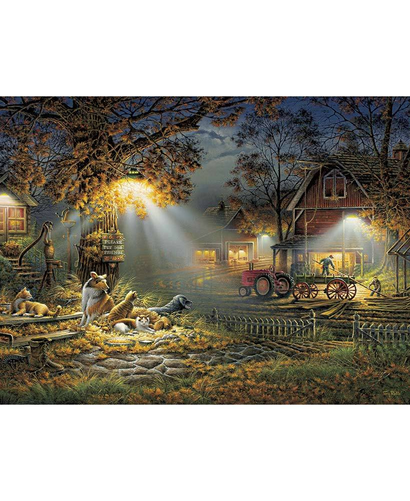 1000-Pc. Terry Redlin Puzzles
