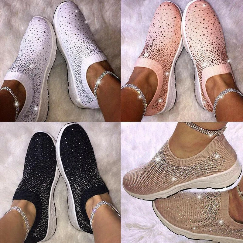 Crystal sneakers - BUY 2 FREE SHIPPING