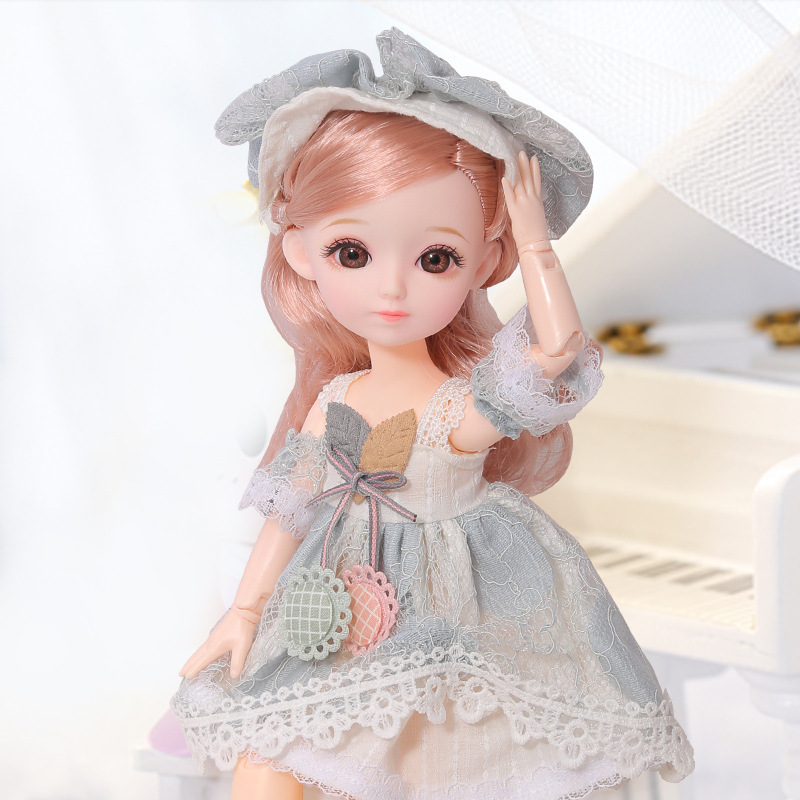 Beautiful And Cute  Evelyn Doll  With Princess Dress🧚—Aaliyah