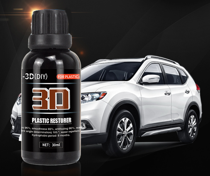 (New Year Sale - 50% Off) 9H NANO™ Car Plastic Plating Refurbishing Agent