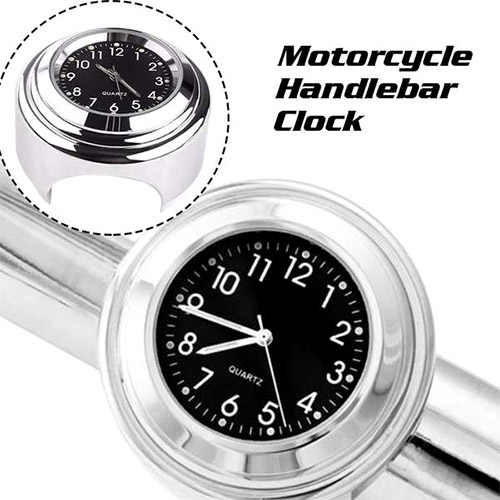 (50% OFF) Motorcycle Quartz Clock