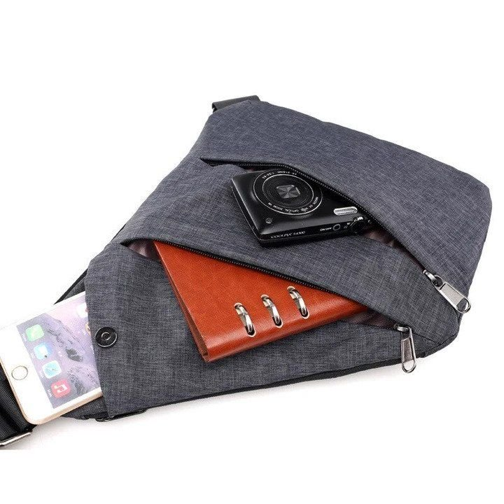 BEARPOCKET™ - ANTI-THEFT PERSONAL POCKET BAG