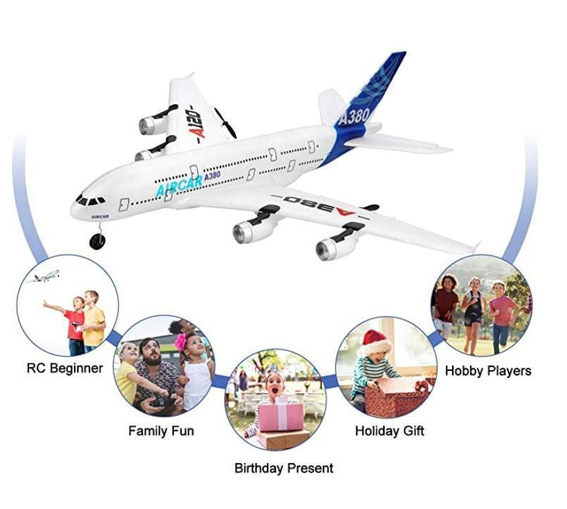 💥50% OFF💥A380 Airbus EPO4 Ducted Large Aircraft🔥Buy 2 Free Shipping🔥
