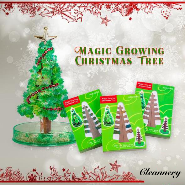 CLEANNERY™ - 🔥Hot Sale🔥Magic Growing Christmas Tree