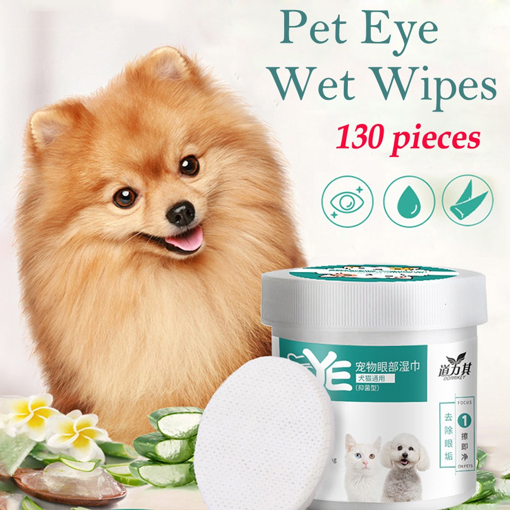 130PCS/Set Wet wipes for pets(Save  $5, two pieces of free shipping)