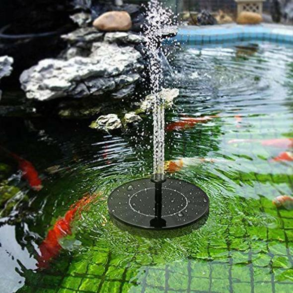 [50% OFF]Solar Powered Bionic Fountain