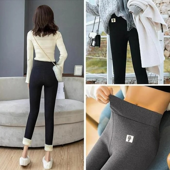 (💥Early Christmas 50%OFF) WINTER PRE - Super Thick Cashmere Leggings