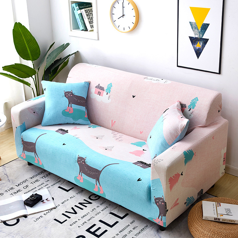 💥Summer Sale 50% Off💥2020 Stretchable Elastic Waterproof Non-slip Sofa Covers