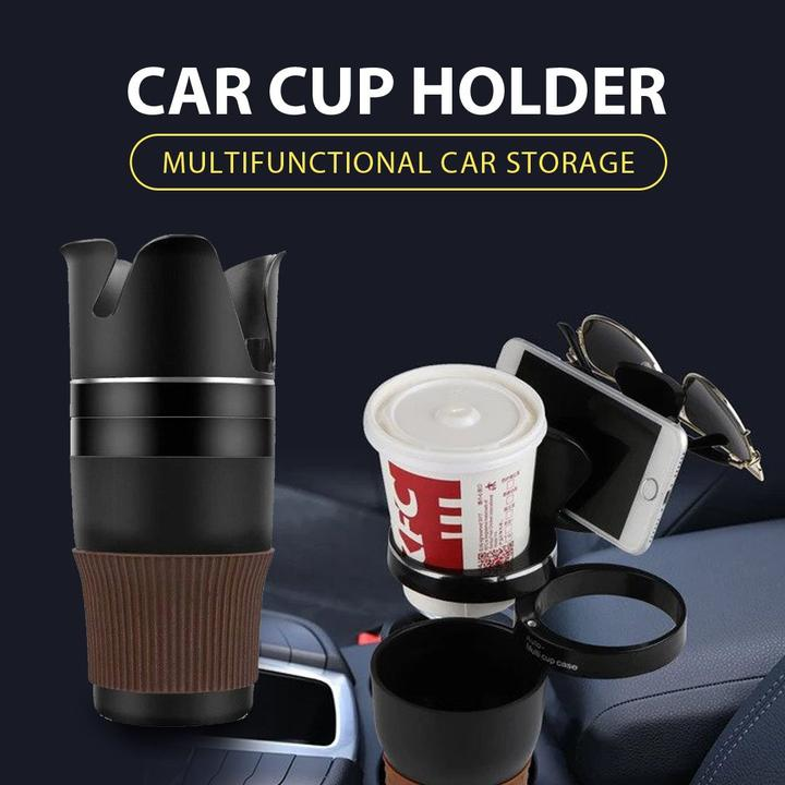5 in 1 Multifunctional Car Cup Holder