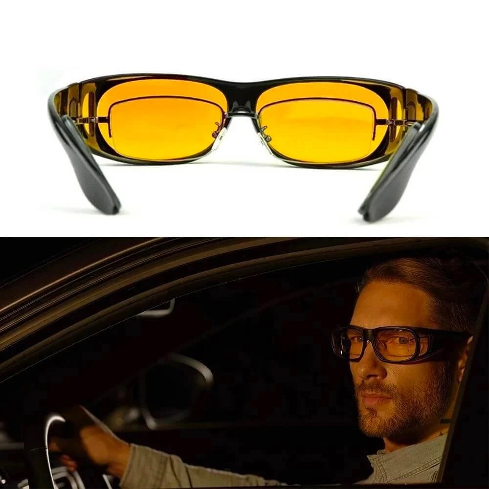 High Quality Night Vision Glasses【BUY MORE SAVE MORE】