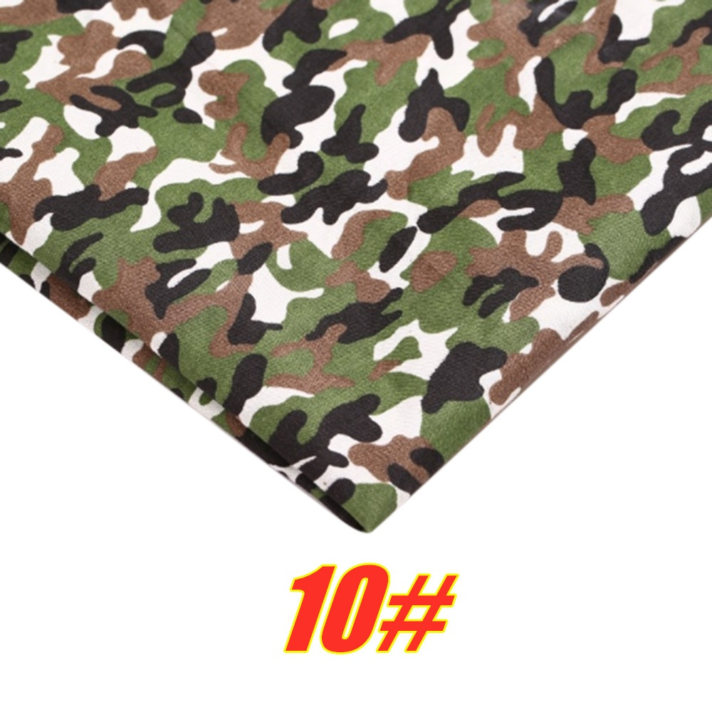 150≠100cm Camouflages Fabrics Printing Quilting Fabric Poplin Cloth For Dressmaking Sewing Patchwork DIY Crafts