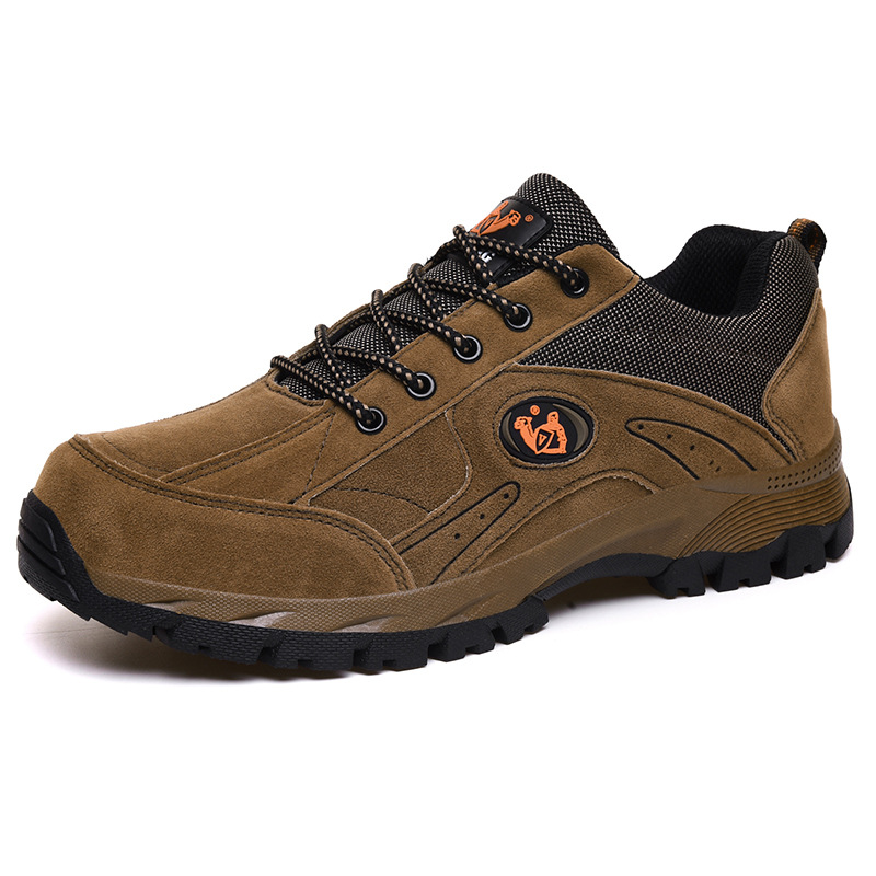 Hiking Shoes Outdoor Sports Shoes Plus Velvet Warm Cotton Shoes