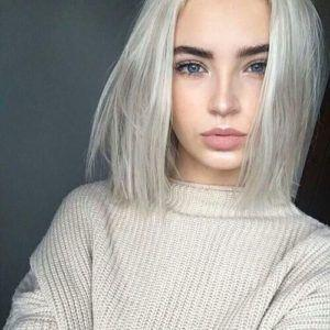 Gray Wigs Lace Frontal Wigs Gray Hair Root Touch UpGray Blonde Wig