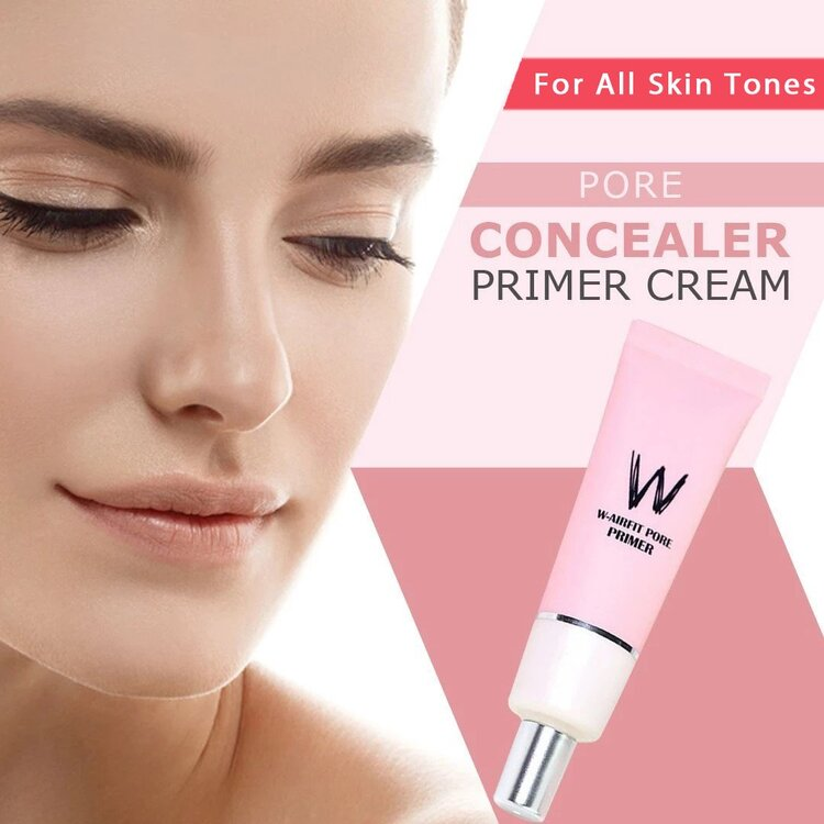Pore Concealer Primer Cream Suitable for all skin tones