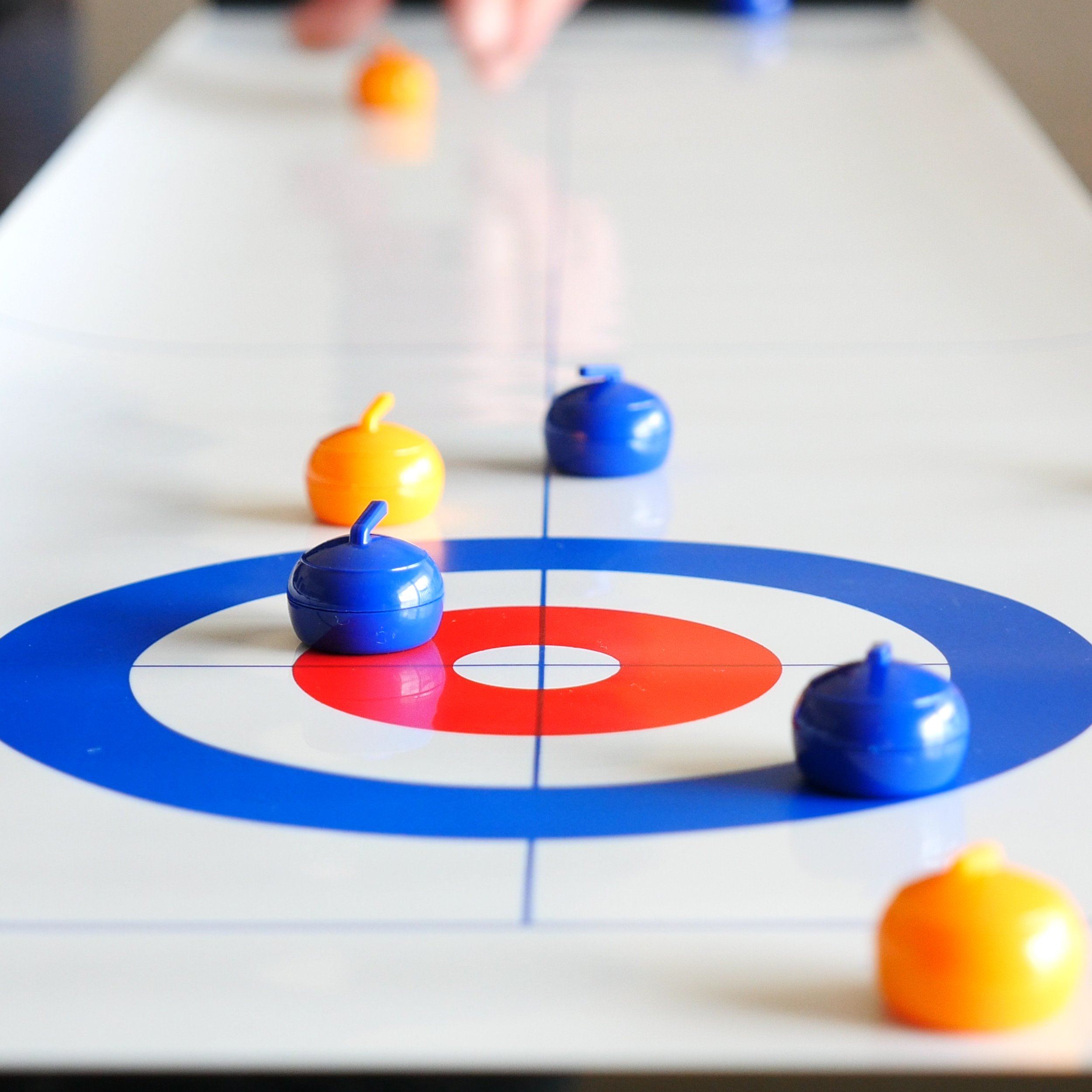 【The last day】【50% OFF】Curling Game(Shuffleboard) - Tabletop Game