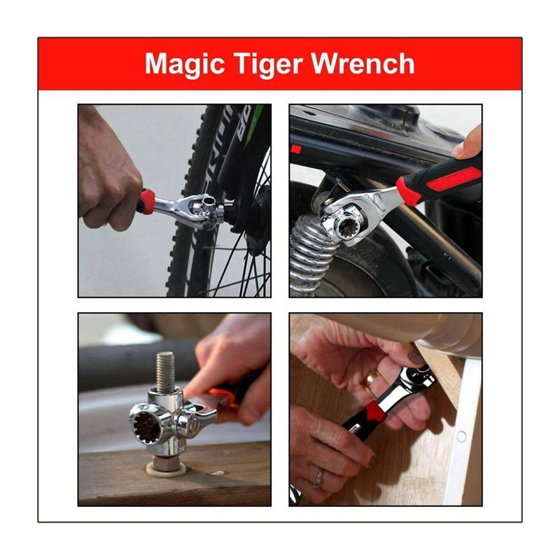 (Get a free pair of gloves which)MAGIC TIGER WRENCH--Factory Outlet