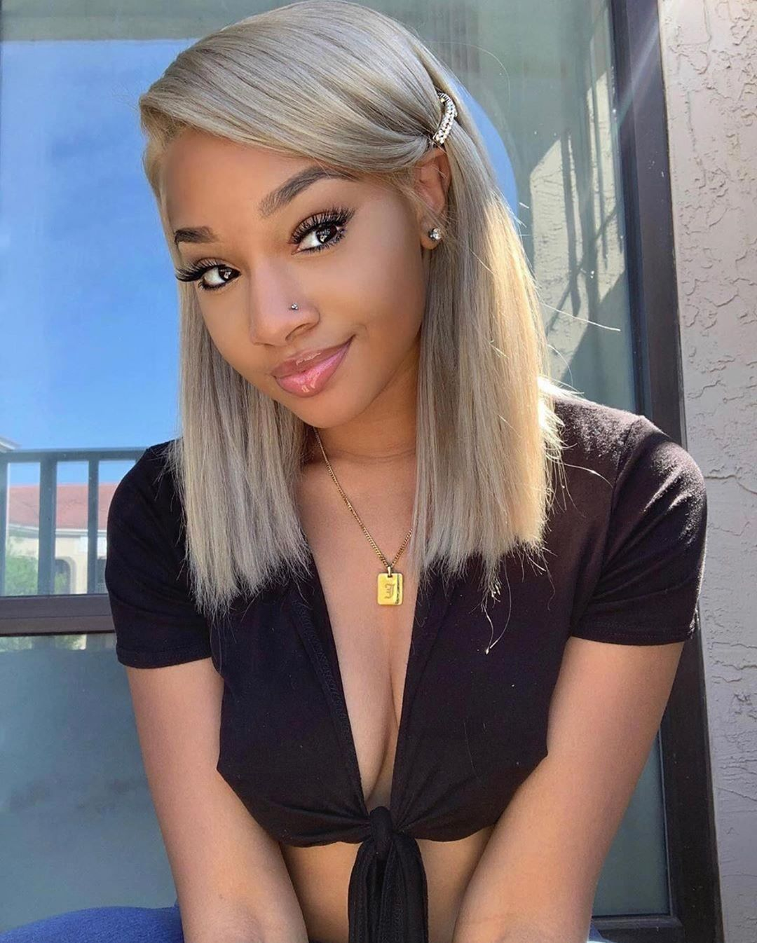 Lace Front Wigs Loreal Honey Blonde Blonde Dress Up Wig Short Blonde Cosplay Wig