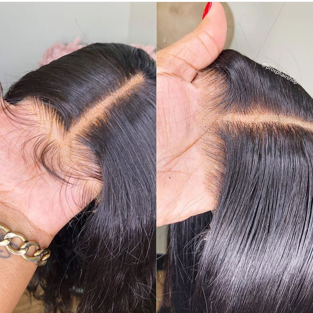 2020 New Straight Wigs Black Long Hair Nubi Hair Straight Up Ceramic Natural Human Hair Wigs For African American