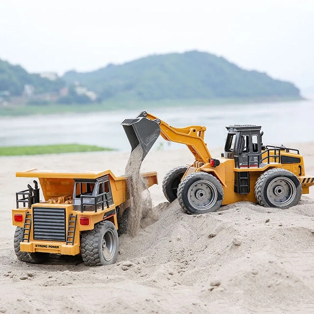 🔥Hot Sale🔥- Large RC Excavator