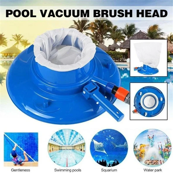 (50% OFF Today) Swimming Pool Vacuum Cleaner