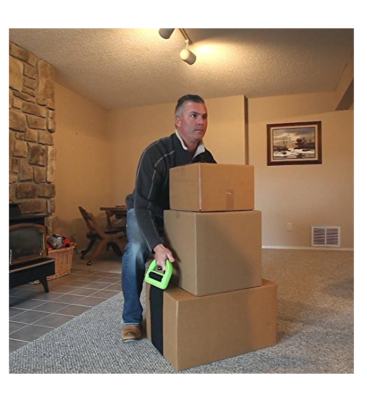 LIFTING STRAPS or Furniture, Boxes, Mattress, Construction Materials