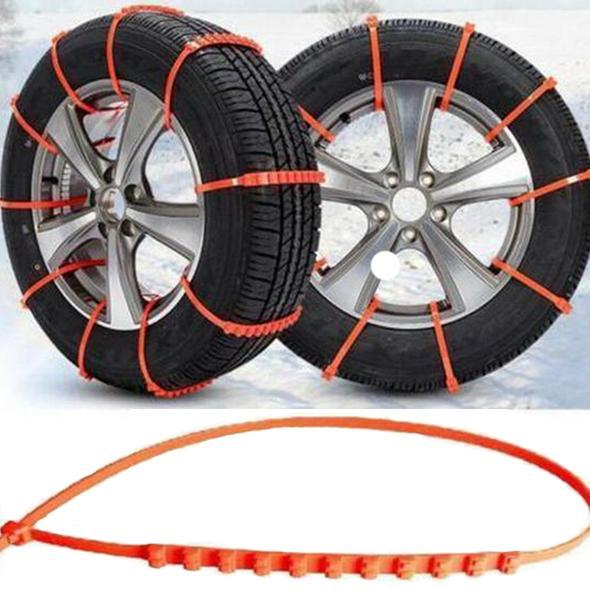 🔥Anti-skid cable ties for new portable vehicles🔥