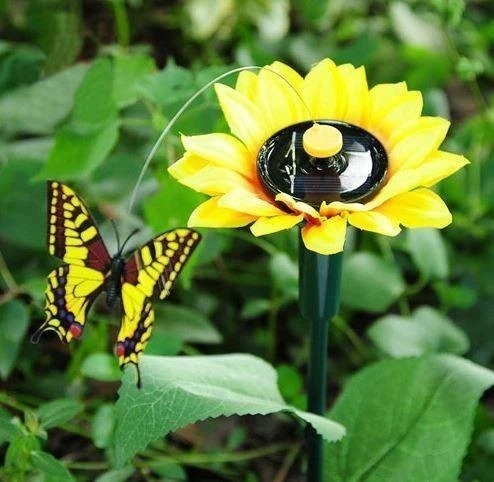 (💥New Year Hot Sale💥-48% OFF)Solar Dancing Hummingbird With Sunflower