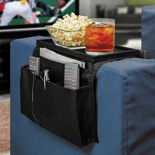 (🎅EARLY XMAS SALE - 50% OFF) Sofa, Couch, Recliner Armrest Holder