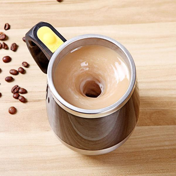 Magnetized Auto Mixing Cup
