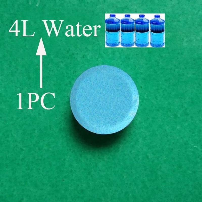 5/10PCS Multifunctional Effervescent Spray Cleaner Concentrate Home Cleaning Tool Auto Windshield Glass Washer Effervescent Tablets Detergent