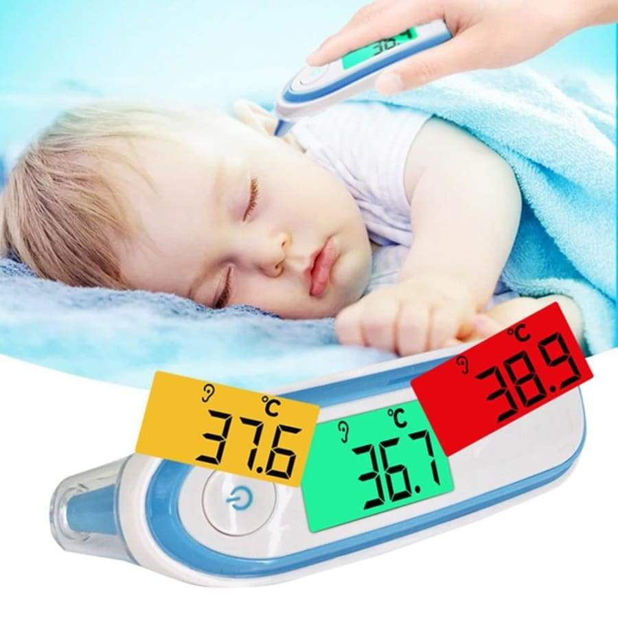 Digital Thermometer Baby Thermometer Body Thermometro Infantil Non-contact Temperature Measurement Device Adult Forehead Infrared Thermometer
