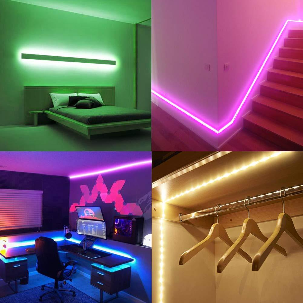【🎁BUY 3 GET 1 FREE🎁】 Flexible LED Strip Lights with Remote Control