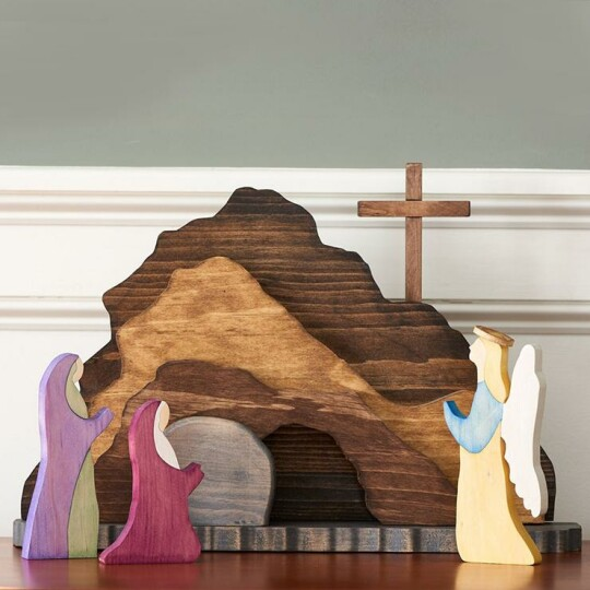 The angel announced Jesus'Birth and Resurrection (buy 2 free shipping)