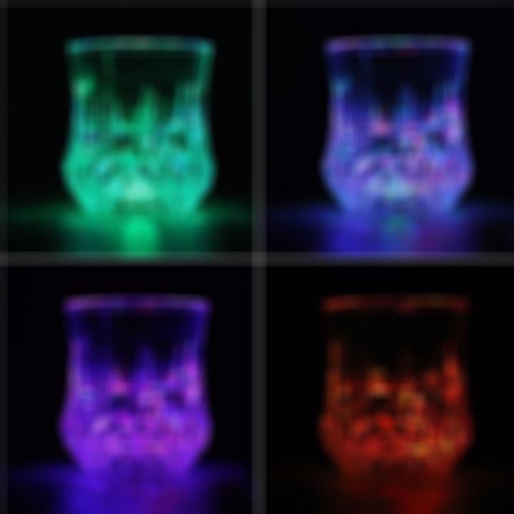 Magic LED Flashing liquid Inductive Light-Up Cup for Party/Club/Bars