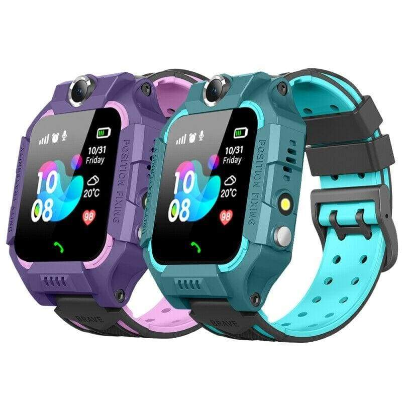 Q19 Telephone Smart Watch Anti-lost Tracker Wristband For Children Kids