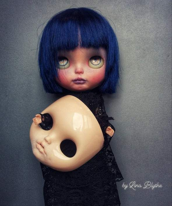 Gerda- collection doll,Blythe Doll