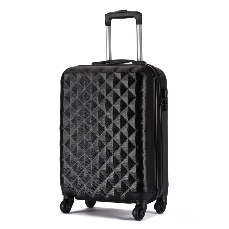 Luggage Manufacturer, abs Luggage Lightweight, 20inch ABS Luggage Trolley Case Set roller bag-1.9