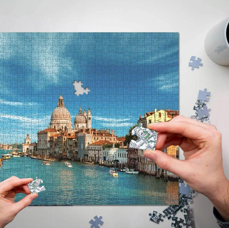 1000 pieces of large puzzle artwork(Purchase two free shipping)