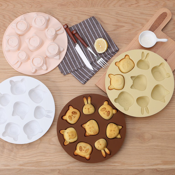 Baked Silicone Mold(BUY FOUR GET 5% OFF)
