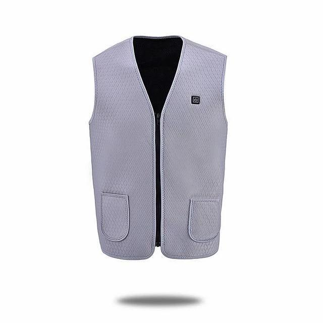 Free shipping—Heated Rechargeable Winter Vest