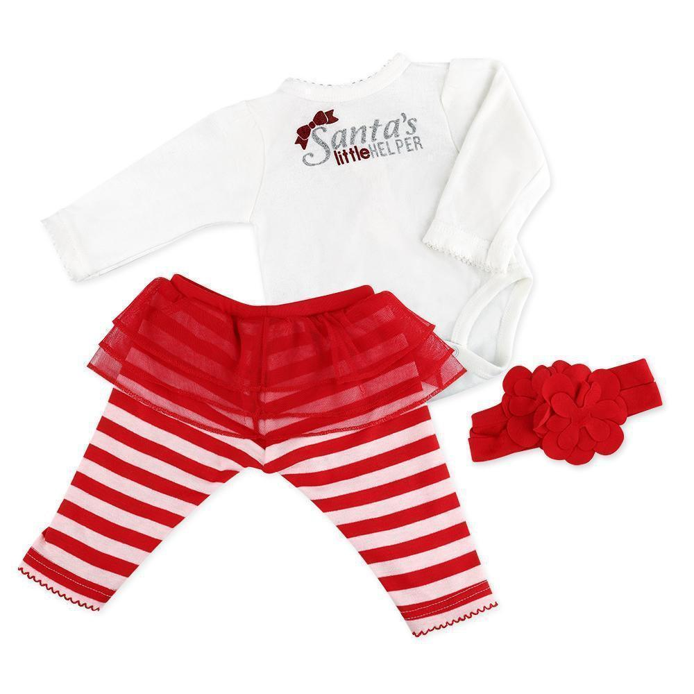 Baby Doll Outfit Set 17