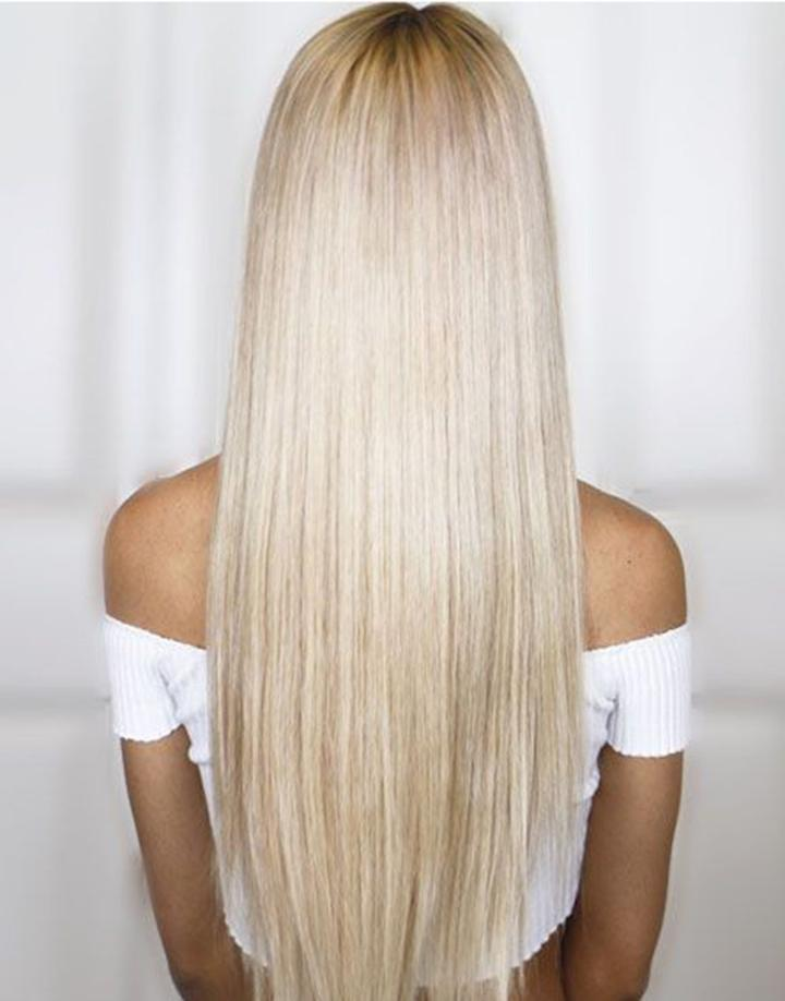 Luna Lace Front Wig S42 Soft Long Straight for Women