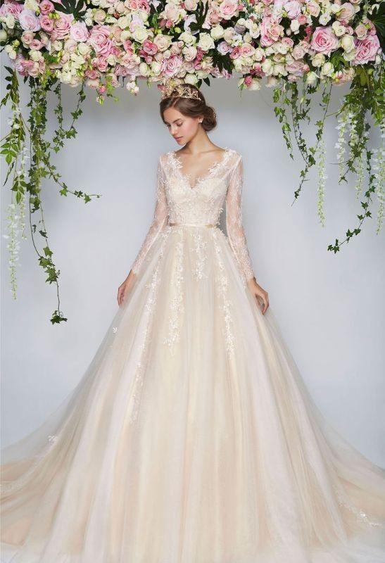 Fashion And Beautiful Maternity Bridal Gowns For Girl