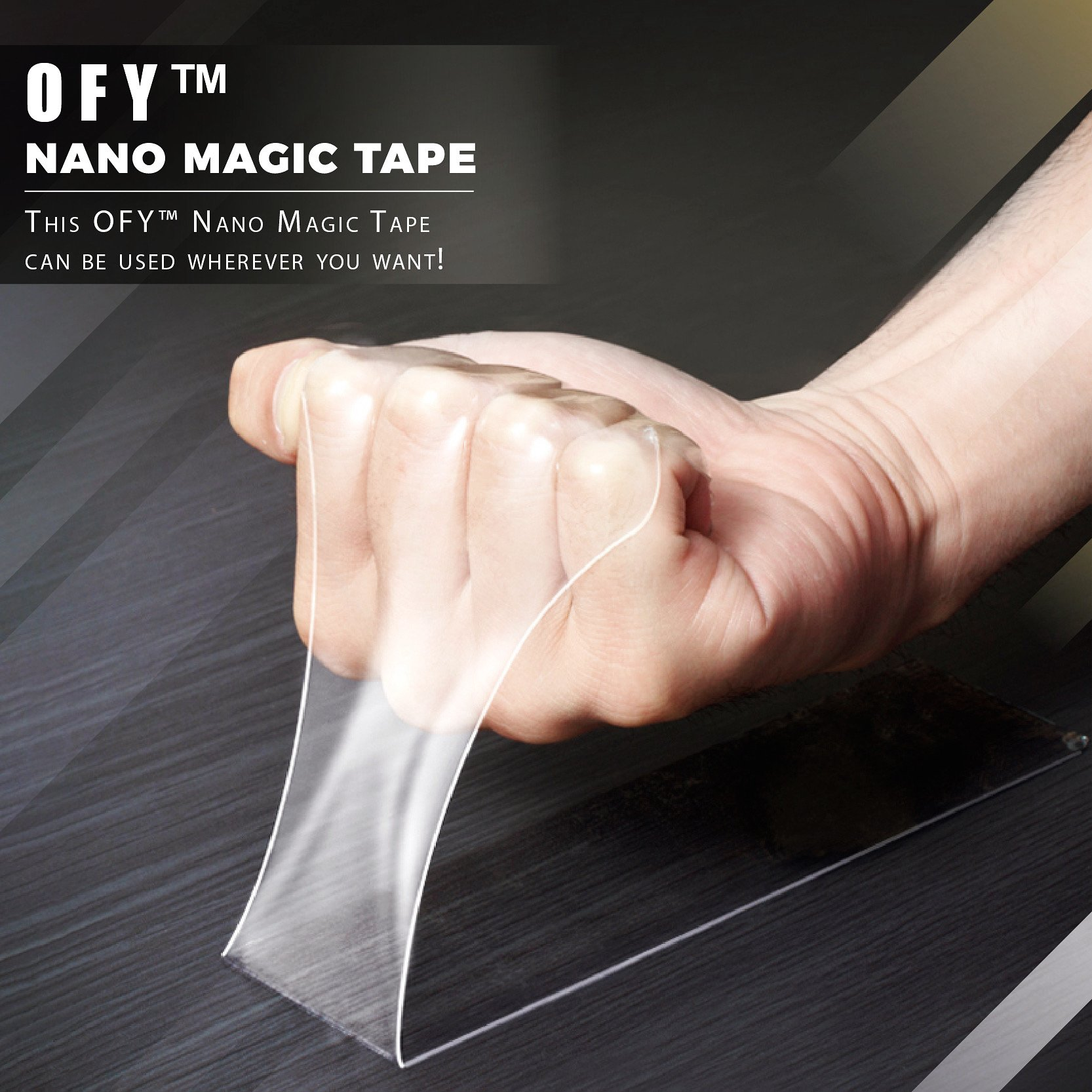 Nano Magic Tape (Buy 2 Free Shipping)