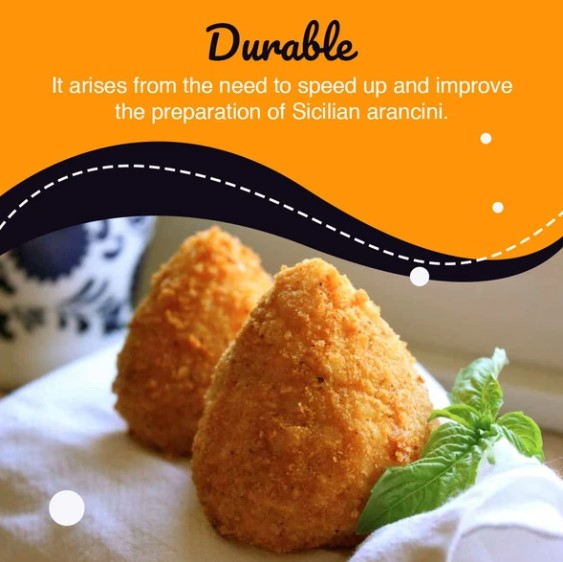 Arancini Rice ball mould(Last Day Promotion)