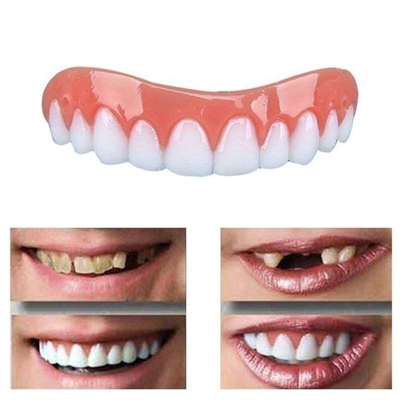 Hot 1Pc Perfect Smile Veneers Dub In Stock For Correction of Teeth For Bad Teeth Give You Perfect Smile Veneers Teeth Whitening
