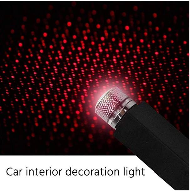 (Last Day Promotion 60% OFF)Car And Home USB Star Light