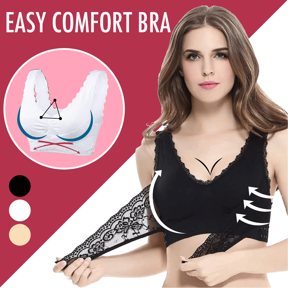 [Toay only $9.99!]Pro-X Easy Comfort Bra